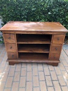 Solid Teak TV Unit - Robina Pickup - Price Firm - No offers