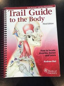Trail Guide To The Body Third Edition Textbooks Gumtree
