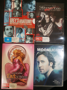 various dvds Moil Darwin City Preview