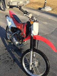 2008 Honda CRF150F ( Sold pending Saturday pickup )