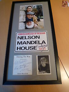 Sir-David-Jason-Nicholas-Lyndhurst-Buster-Merryfield-Signed-Presentation