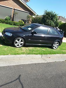 2003 Holden Astra sri turbo roadworthy condition TODAY $1850 ONLY Southbank Melbourne City Preview