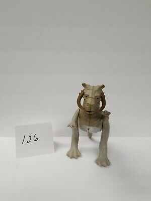 Vintage 1979 Star Wars Tauntaun Action Figure Kenner LFL Hong Kong Solid Belly
