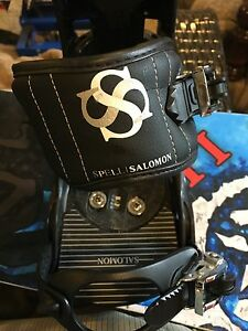 Salomon Snowboard bindings