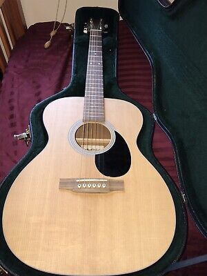 2008 C.F. Martin & Co. OM-1 6-String Acoustic Guitar W/Martin HSC FREE SHIPPING!