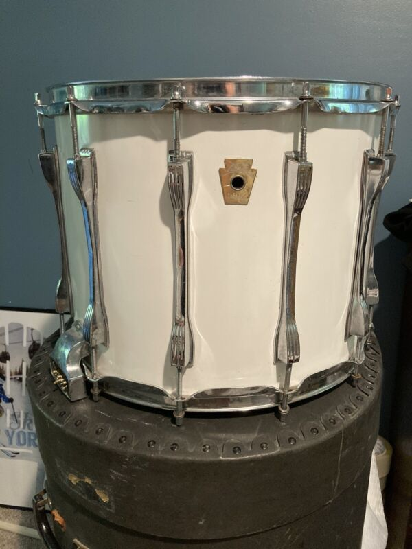 Ludwig Marching Snare Mid 1960s 15x12