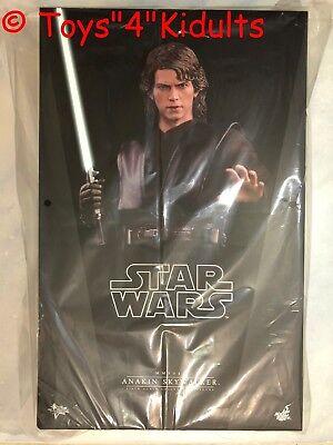 Hot Toys MMS 437 Star Wars VIII Revenge of the Sith Anakin Skywalker Hayden NEW