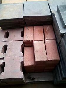 46 Pavers 220x110x50 red concrete Beverley Charles Sturt Area Preview
