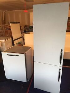 GE Fridge and Dishwasher from Condo Showroom NEVER USED