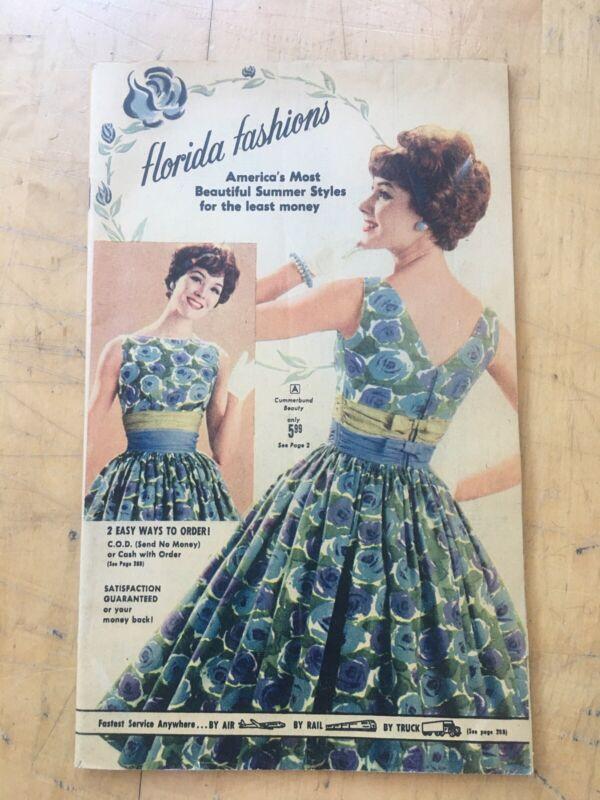 Florida Fashions catalog 1950's