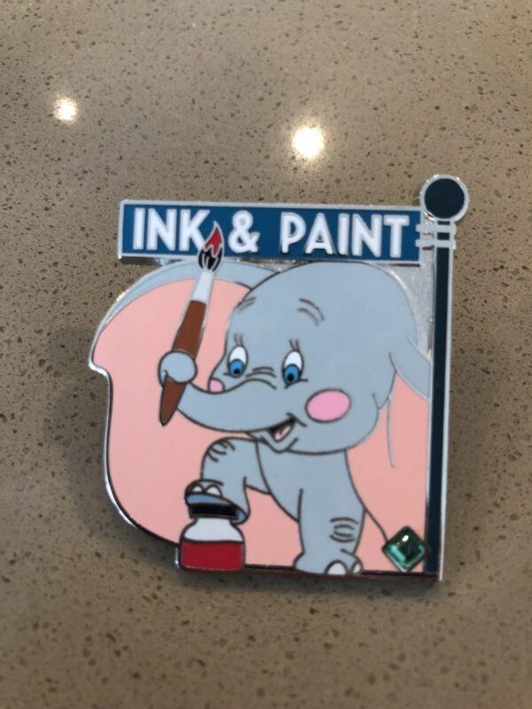 Disney Dumbo Ink & Paint Artist Favorite Memories Mystery 20 Years Pin Trading