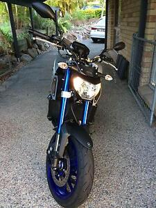 2015 Yamaha MT-09A Keperra Brisbane North West Preview