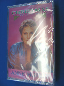 ANNE-MURRAY-Christmas-With-BRAND-NEW-in-SHRINKWRAP-8-Christmas-Classics