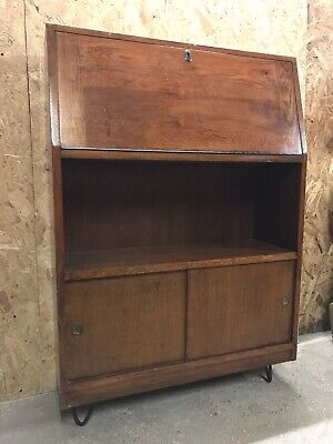 vintage retro mid century Bureau Teak G Plan Style