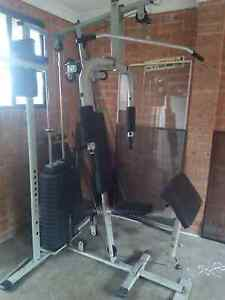 Complete GYM set need gone urgently Sanctuary Point Shoalhaven Area Preview