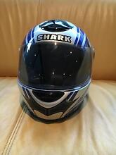 Shark premium full face RSF helmet Hawthorn East Boroondara Area Preview