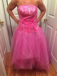 Prom dress- short in the front