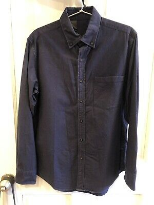 N.hoolywood/Mister Hollywood Cotton Button Up Shirt Size 38
