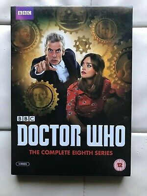 Doctor Who Complete Series 8 DVD – 5 Disc Set