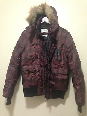 G-STAR RAW Men DOWN Coat new size m for sale  Ozone Park