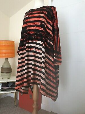 Vivienne Westwood Anglomania Hugely Oversized Tent Dress Size 12/14/16/18