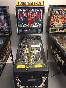 Stern World Poker Tour pinball arcade amusement machine Camden South Camden Area Preview