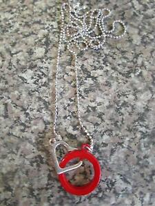 Red Nose Day Necklace ***BRAND NEW*** Campbell North Canberra Preview