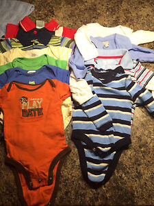 Box of boys 6 mos