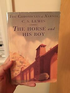 The chronicles of narnia by CS Lewis