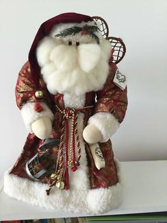 Old World Santa-handmade, signed and numbered.