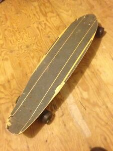 Sector 9 long board with independent trucks