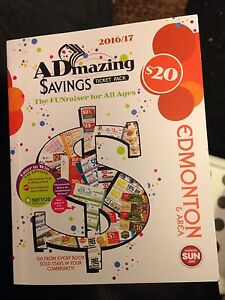 Admazing coupon book (formally SUTP)