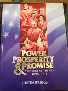 Power, Prosperity &Promise: A History of The USA Secret Harbour Rockingham Area Preview