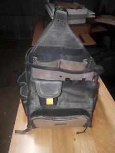 Kuny's electrician tool bag
