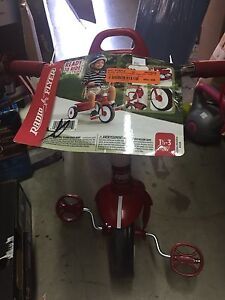 Tricycle Radio Flyer Ready to Ride Rouge