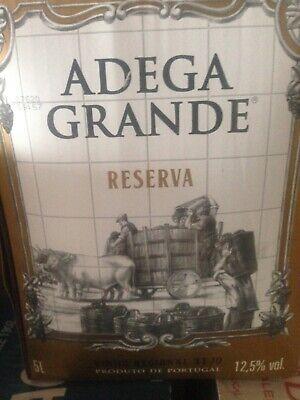Reserva Weisswein 5 Liter bag Box Geschmack Trocken aus Portugal