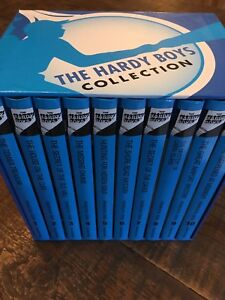 The hardy boys collection 1-10