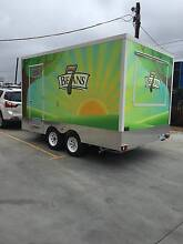 4000 x 2400 x 2200 High Tandem Food Van Trailers - only sale Broadmeadows Hume Area Preview