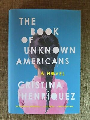 The Book of Unknown Americans by Cristina Henríquez | 1st