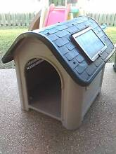 Plastic dog kennel Ormeau Gold Coast North Preview
