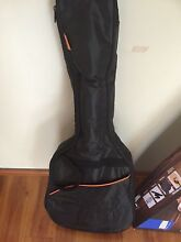 Selling acoustic guitar Ashton maric signed Mount Annan Camden Area Preview