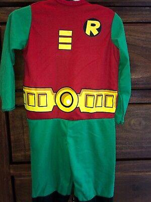 24 Month Robin Halloween Costume (Teen Titans Go Robin Halloween Costume 18-24 Month)