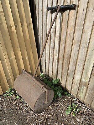 Garden Roller Vintage