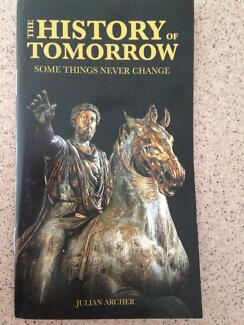 The History of Tomorrow - book