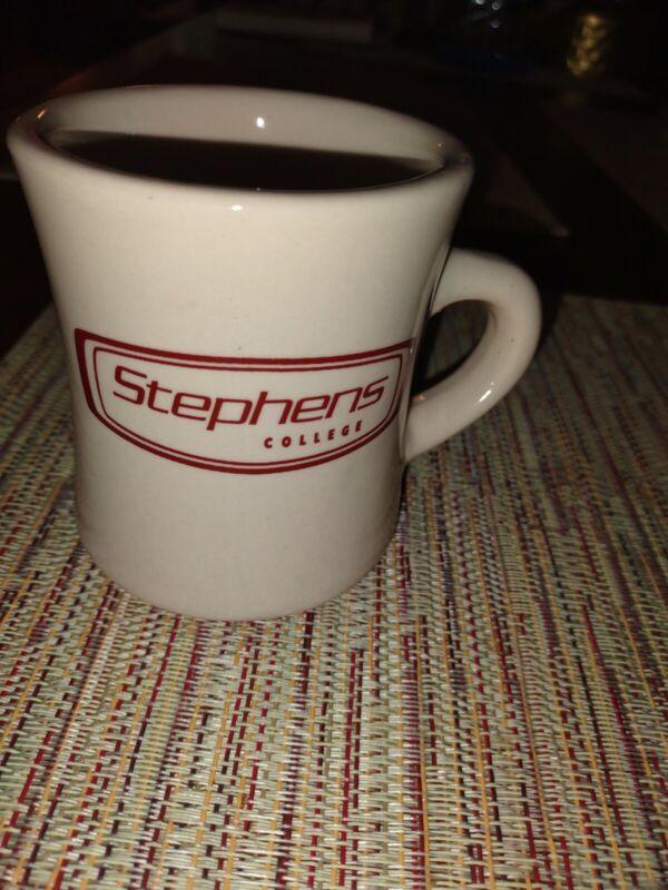 Stephens College Mug Vintage