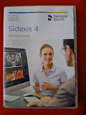 Sidexis 4 Dental Imaging Software By Dentsply Sirona
