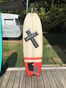 Surfboard Gnech 5'6 fish twin fin Bangalow Byron Area Preview