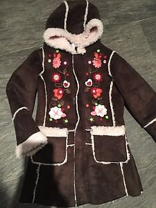 Girls Winter Coat Size 5/6