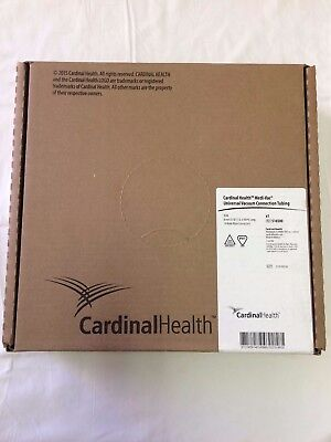 Cardinal Health Medi-vac Universal Vacuum Connection Tubing Ref 516500