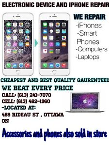 Phone and electronic device repair ( Buy phones and accessories)